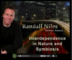 Interdependence and Symbiosis - Watch this short video clip