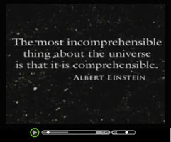 Origin of the Universe Video - Watch this short video clip